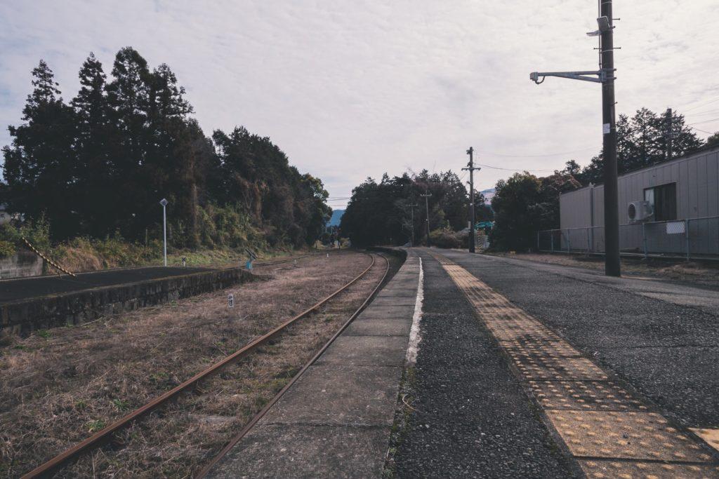 瀬田駅 ホーム