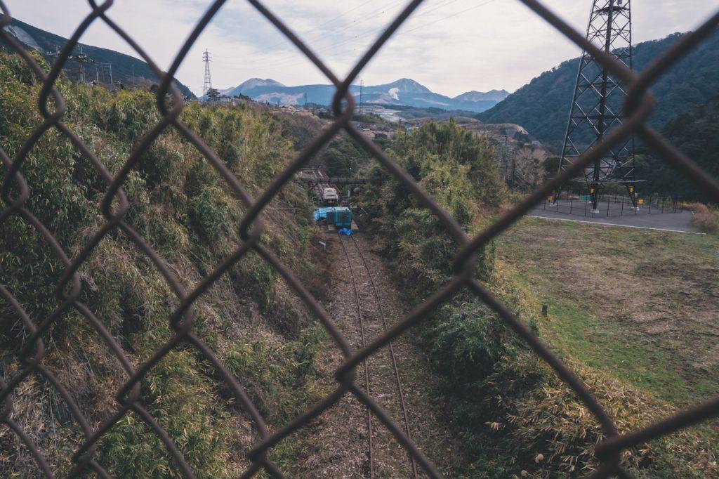 南阿蘇鉄道 線路